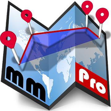 Measure Map Pro kostenlos statt 20,99€ (iOS)