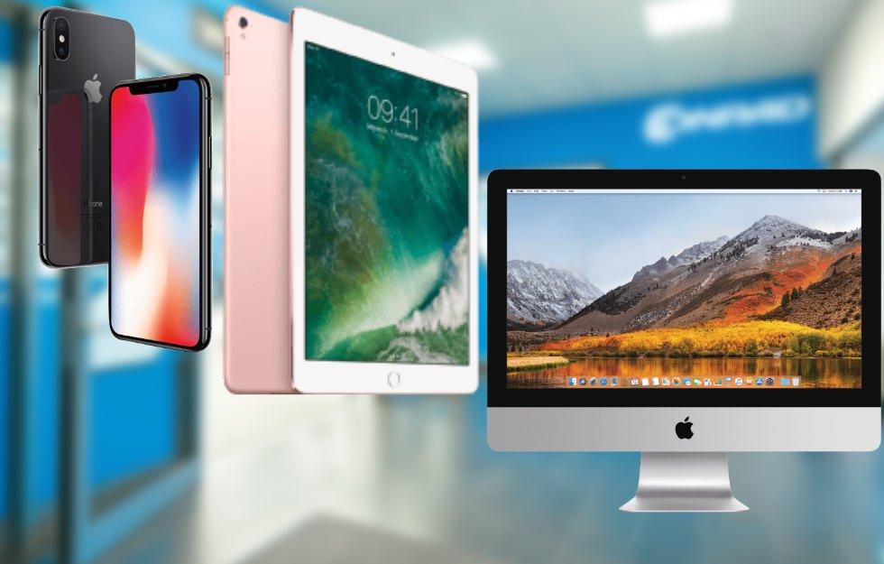 (Lokal Dresden) Conrad gibt 10% auf alle Produkte von Apple