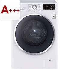 LG F 14U2 TCN2H, Waschmaschine, A+++, 8kg [ZackZack]