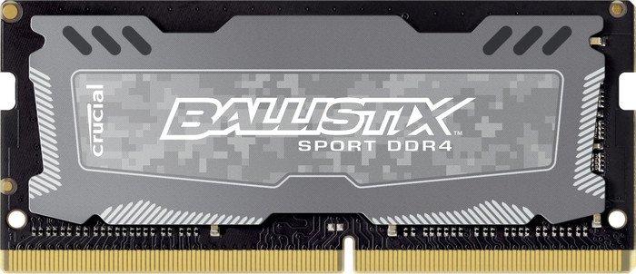 (NBB) 8GB RAM SO-DIMM Crucial Ballistix Sport LT DDR4-2666 CL16