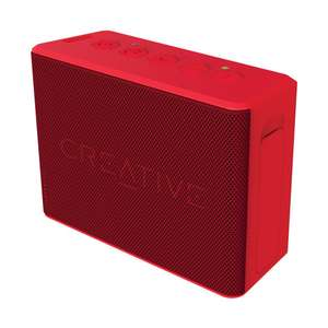 [Amazon] Creative MUVO 2c Leistungsstarker (Kompakter Wetterfester Wireless Bluetooth Lautsprecher für Apple iOS/Android Smartphone, Tablet/MP3) fast alle Farben