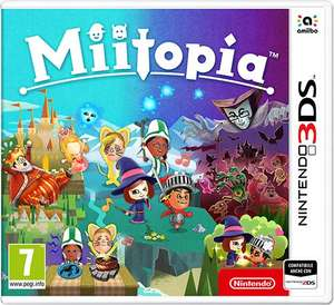 Miitopia (3DS) für 23,35€ (Amazon IT)