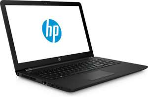 "HP 15-bs105ng mit Core i5-8250U, 8GB DDR4, 1TB HDD, 15,6"" Full-HD, DVD-RW, Gbit-LAN, WLAN ac @ Cyberport"