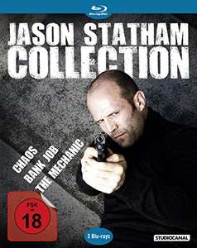Jason Statham Collection (Blu-ray) für 17,99€ (Amazon)