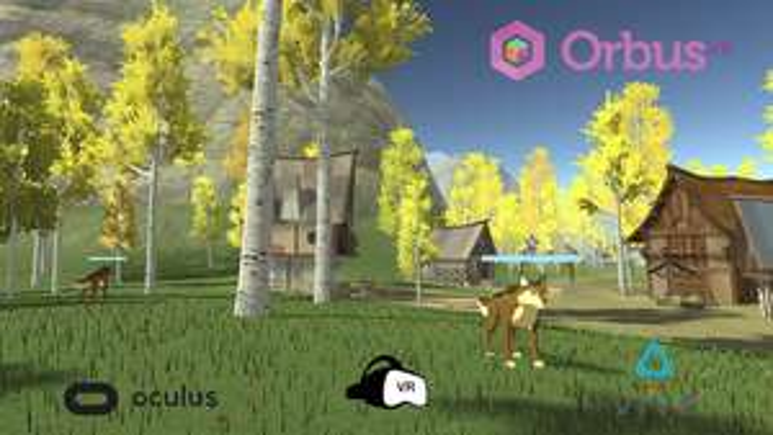 [Steam VR / Free Weekend] OrbusVR (26.4-29.4)