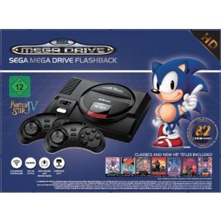 Sega Mega Drive Flashback - Retrokonsole  (Regionaler Preis PLZ 84524 eingeben)
