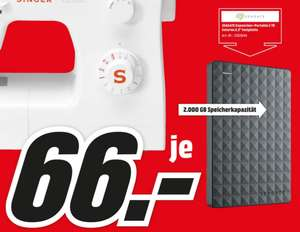 66€ Seagate 2TB Expansion+ Portable Lokal?