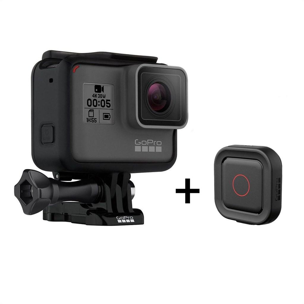 GoPro Hero5 Black inkl. Voice Remo Fernbedienung für 299€statt 354€im Einzelkauf