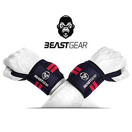 Beast Gear Handgelenkbandage für 0,97€ statt 9,97€ * ABGELAUFEN *