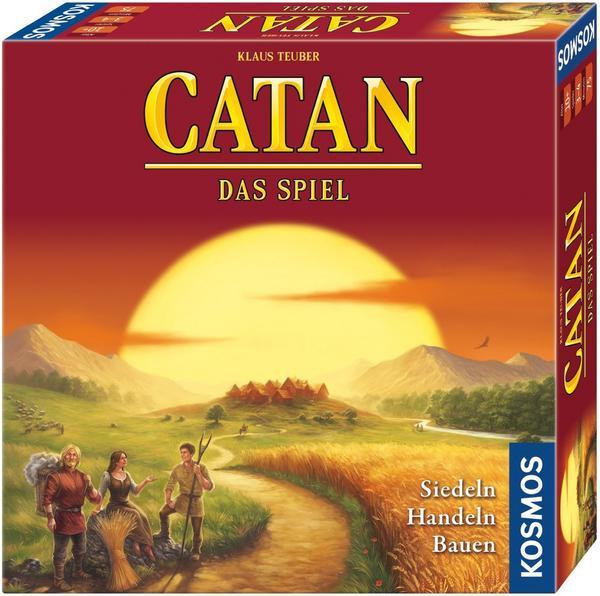 Catan - Das Spiel - von Kosmos // inkl. Füllartikel und Versandkosten
