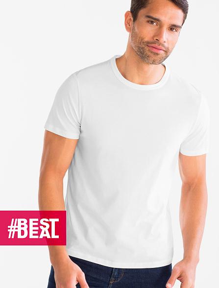 """Neue """"Best Deals"""" bei C&A: T-Shirts aus reiner Baumwolle für 1,80€, Sweatshorts für 5,40€, 5x Sneakersocken für 2,70€ (MBW: 19€)"""