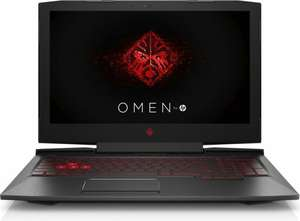 "Notebook 15.6"" HP Omen 15- Full HD IPS 120 Hz G-sync, i7-7700HQ, RAM 16 GB, 1 TB, SSD PCIe 512 GB, GTX 1060 6 GB (Cyberport)"