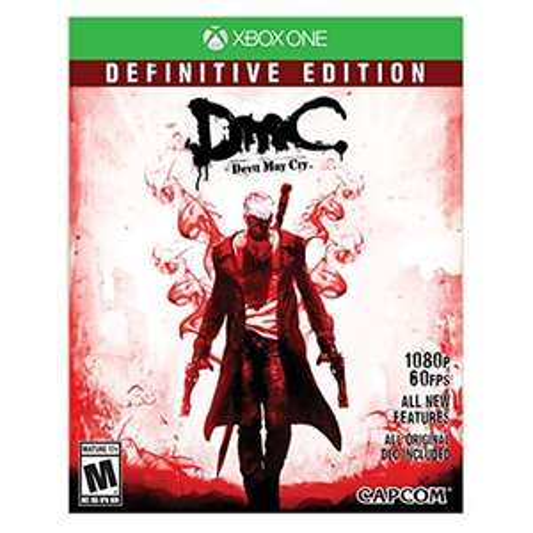DmC: Devil May Cry Definitive Edition (Xbox One) für 10,99€ (Shop4DE)