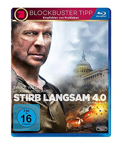 Stirb langsam 4.0 (Blu-ray) für 3,67€ (Dodax)