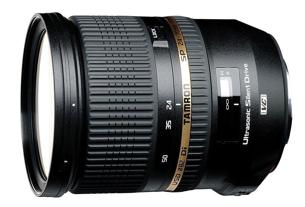 Objektiv Tamron SP 24-70mm f2.8 [Minolta/Sony]