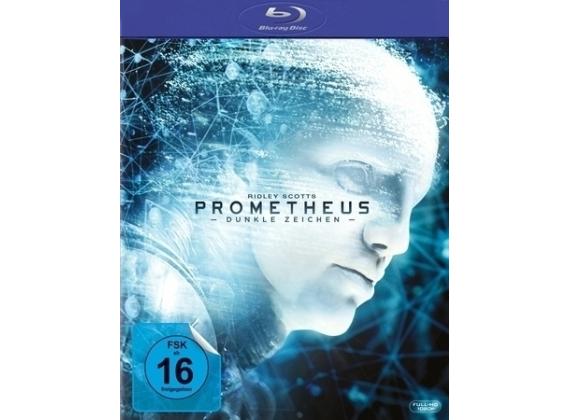 Prometheus - Dunkle Zeichen (Blu-ray) für 3,82€ (Dodax)