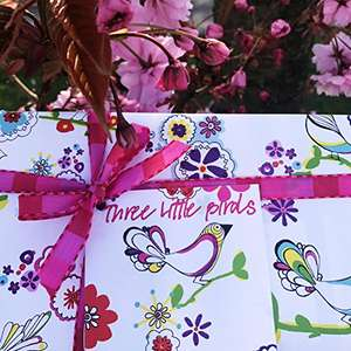 Amazon PRIME Bomb Cosmetics Three Little Birds, Geschenkset, 1er Pack (1 x 5 Stück)
