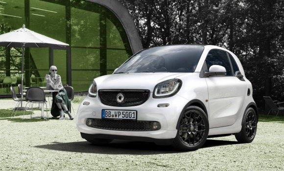 Smart fortwo und Smart forfour für 99€ / Monat im Privatleasing für 48 Monate und 10k km p.a.