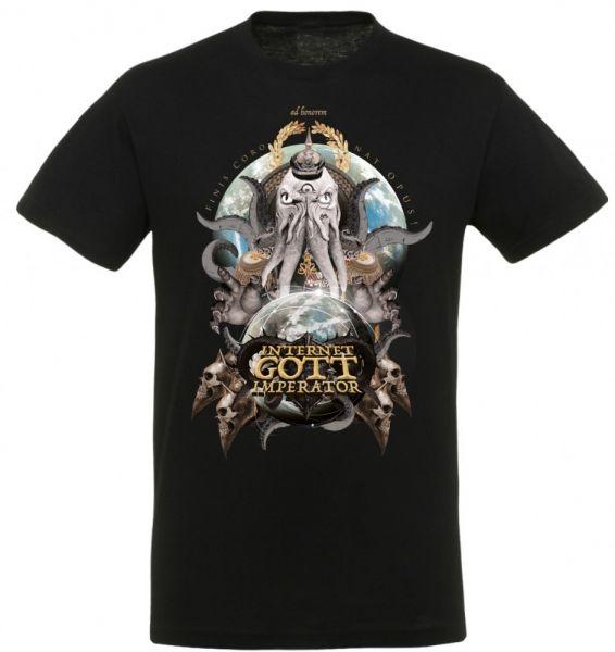 DoktorFroid – Internet Gott Imperator– T-Shirt