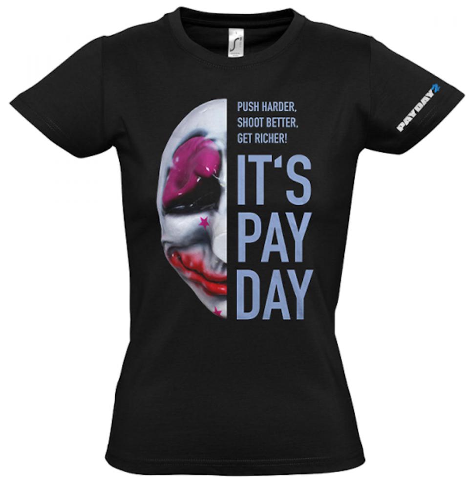 Payday – Houston – Girlshirt