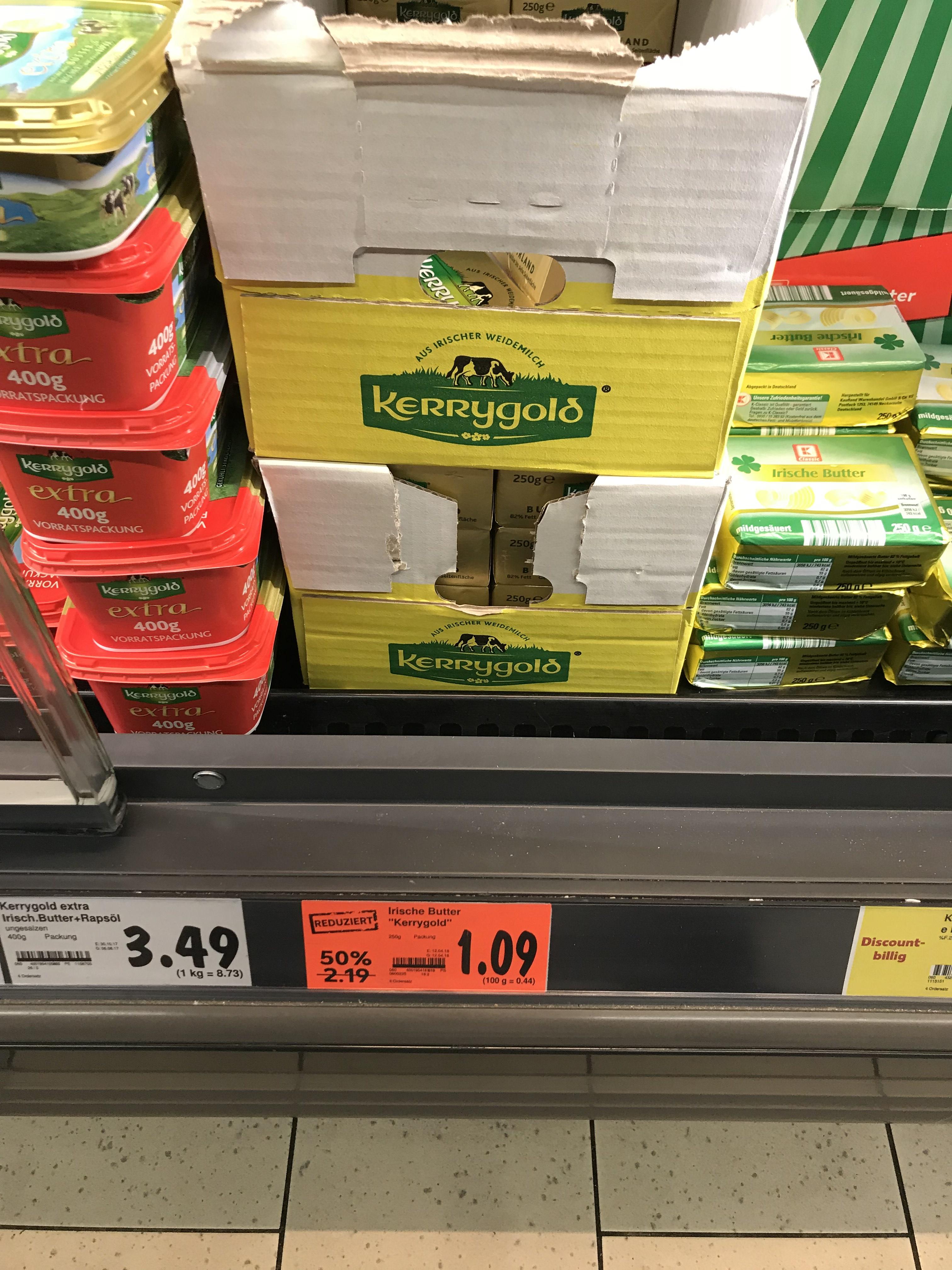Kerrygold Irische Butter 250g Lokal Berlin