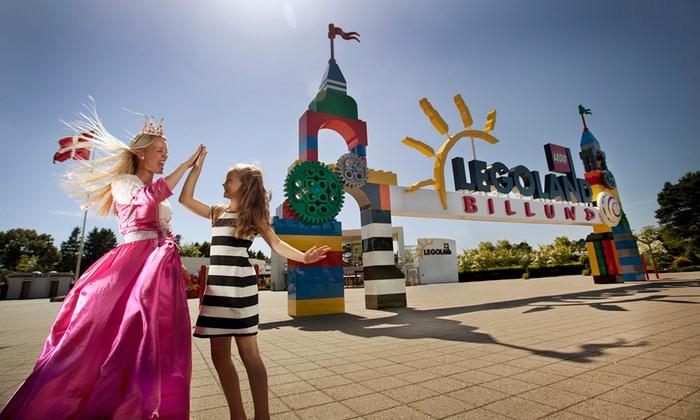 Günstiger ins Legoland Billund mit Groupon