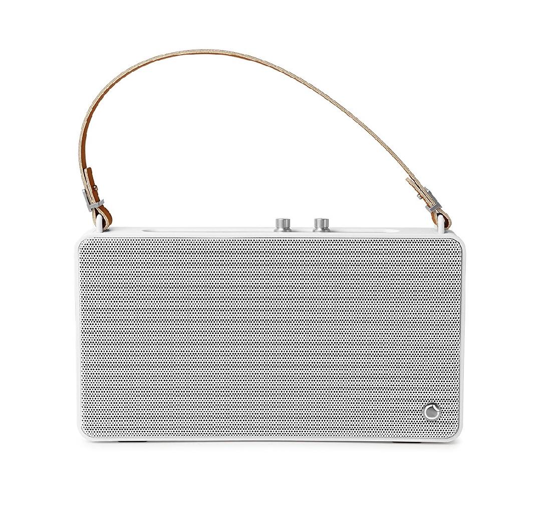[Amazon] GGMM E5 Wireless Multiroom Lautsprecher Airplay mit Amazon Alexa, WiFi Lautsprecher + Bluetooth,Set mit gratis GGMM In-Ear Kopfhörer plus passendem Ledergürtel
