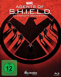 Marvel's Agents of S.H.I.E.L.D. - Staffel 2 (Blu-ray) für 17,91€ (Amazon Prime)