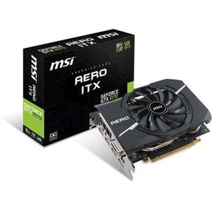 8GB MSI GeForce GTX 1070 AERO ITX 8G OC