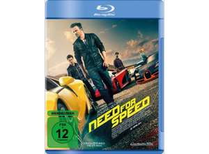 Need for Speed (Blu-ray) für 3,67€ (Dodax)