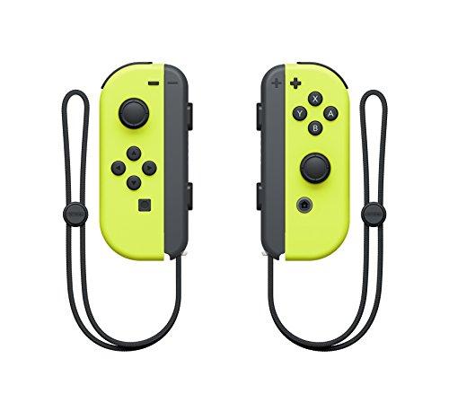 [amazon.de] Nintendo Switch Joy-Con 2er Set Neon Gelb 64,99 € inkl. Versand
