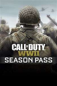 Call of duty world war 2 season pass Xbox One