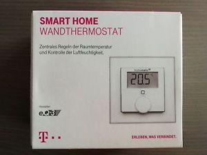 Homematic IP Wandthermostat (Telekom Smart Home Version)