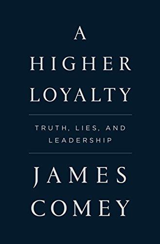 """Abgelaufen: """"A Higher Loyalty"""" von James Comey als Kindle-Edition für 3,33 €"""