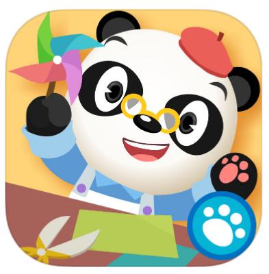 Dr. Pandas Kunstunterricht kostenlos statt 3,49€ [Android und iOS]