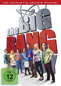[Amazon Prime] The Big Bang Theory Staffel 10 auf DVD