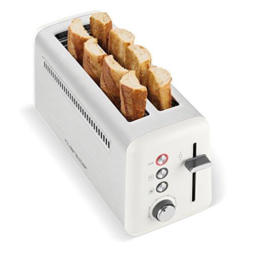 Riviera & Bar Toaster Edelstahl 1500 W