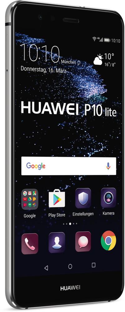 [eBay WOW] Huawei P10 lite 32 GB Schwarz 199,95€