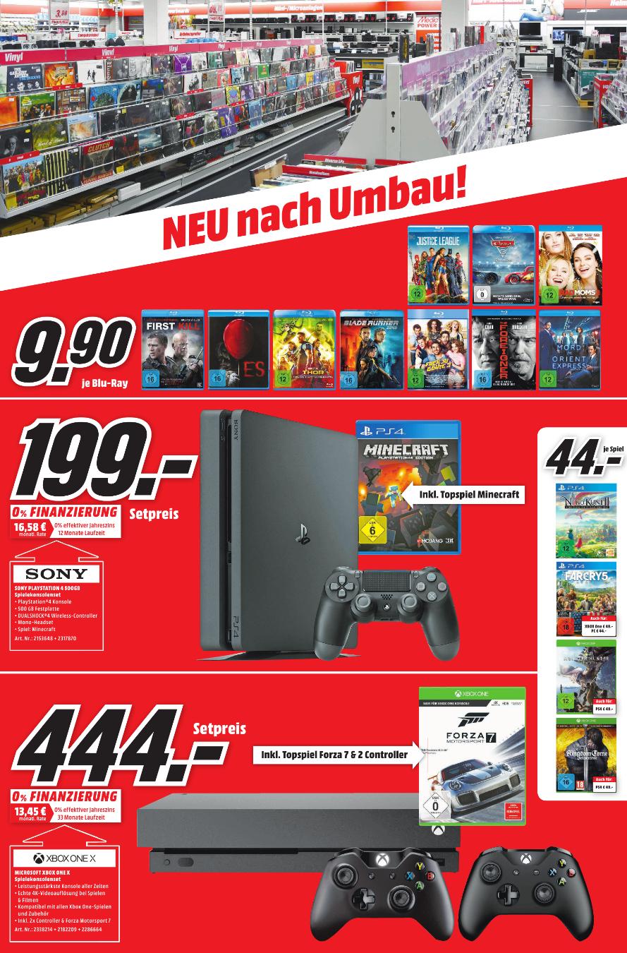 [Lokal] Far Cry 5 für PS4 & PC je 44€ im Mediamarkt Belm-Osnabrück