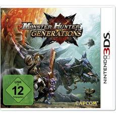 Monster Hunter: Generations (3DS) & Bravely Second: End Layer (3DS) für je 22,98€ (Alternate)