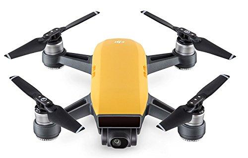 @AMAZON DJI Spark Drohne in gelb