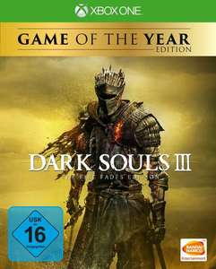 Dark Souls III: The Fire Fades Edition Game of the Year Edition (Xbox One) für 19,99€ (GameStop)