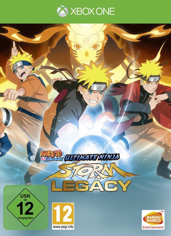 Naruto Shippuden: Ultimate Ninja Storm Legacy (Xbox One) für 39,99€ (GameStop)