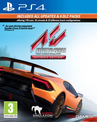 Assetto Corsa Ultimate Edition (PS4 & Xbox One) für je 22,95€ (ShopTo)