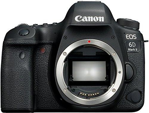 Canon EOS 6D Mark II Body für 1.350,85€ [Amazon.es]
