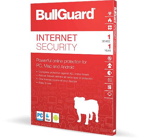 BullGuard Internet Security 2018 1 Jahr kostenlos