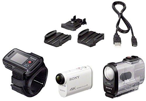 Sony FDR-X1000VR 4K Action Cam Remote Kit für 203,32€ (Amazon.fr)