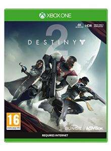 Destiny 2 (Xbox One & PS4) für je 15,38€ (Base.com)
