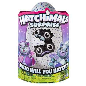 AMAZON PRIME Spin Master 6037096 - Hatchimals Surprise - Peacats
