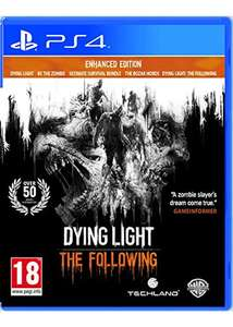 Dying Light: The Following Enhanced Edition (PS4 & Xbox One) für je 17,30€ (Base.com)